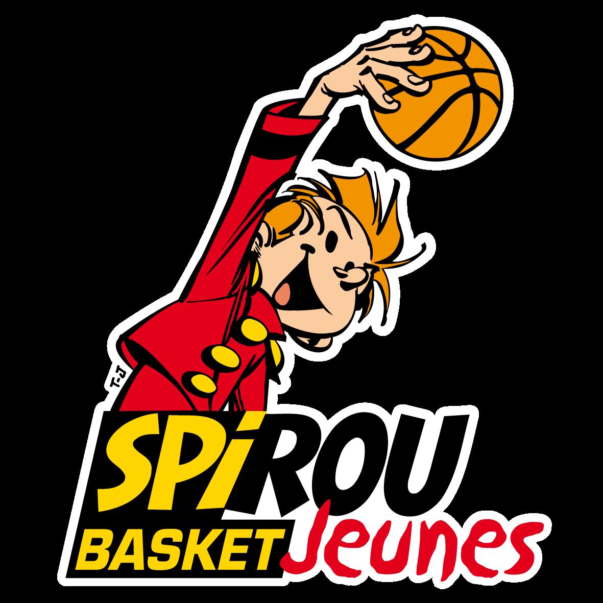 Spirou Basket Jeunes asbl
