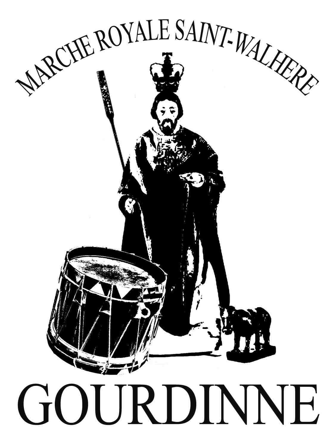 Les marcheurs de la Saint Walhère