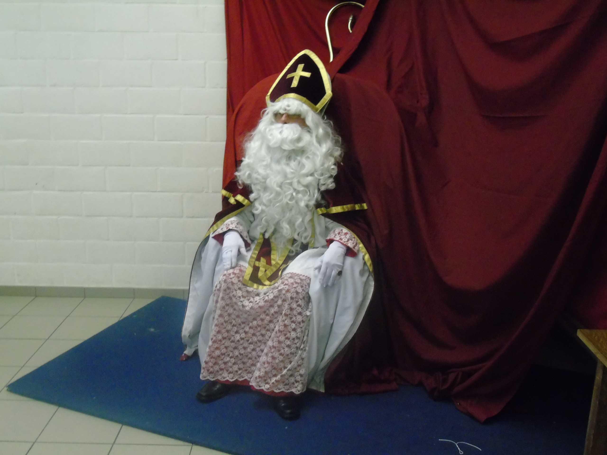 Saint Nicolas au Royal Dottignies Sports